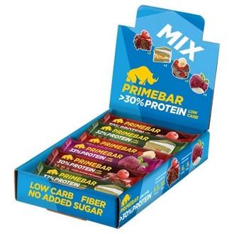 Primebar, Протеиновый батончик «Микс 4 вкуса»