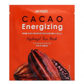 Petitfee, Маска для лица Cacao Energizing, 32 г