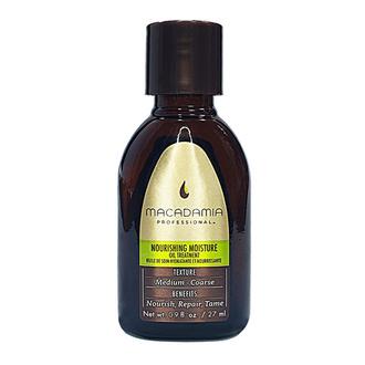 Macadamia, Уход-масло для волос Nourishing Moisture, 27 мл