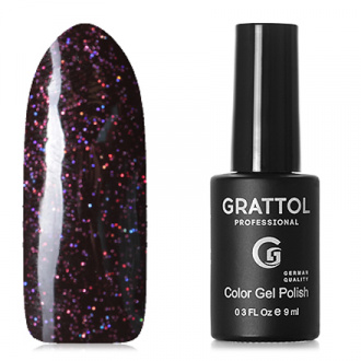 Гель-лак Grattol Luxury stones, Diamond №04