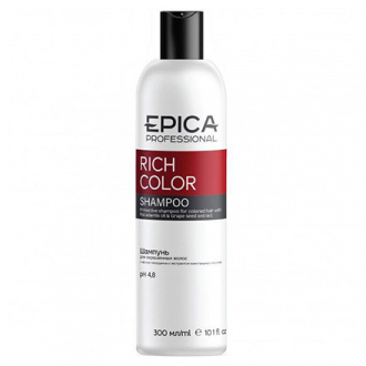 Epica, Шампунь Rich Color, 300 мл