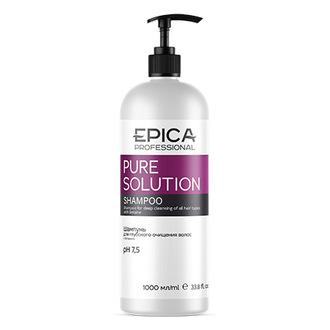 Epica, Шампунь Pure Solution, 1 л