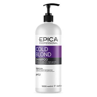 Epica, Шампунь Cold Blond, 1 л