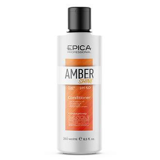 Epica, Кондиционер Organic Amber Shine, 250 мл