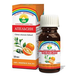 Радуга ароматов, Эфирное масло «Апельсин», 10 мл
