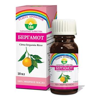 Радуга ароматов, Эфирное масло «Бергамот», 10 мл