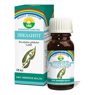 Радуга ароматов, Эфирное масло «Эвкалипт», 10 мл