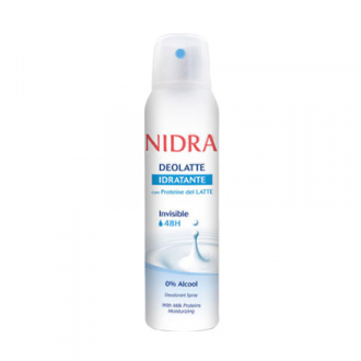 Nidra, Дезодорант-аэрозоль Idratante, 150 мл
