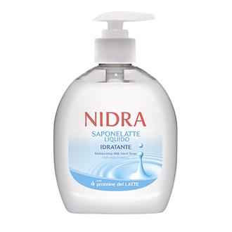 Nidra, Жидкое мыло с молочными протеинами, 300 мл