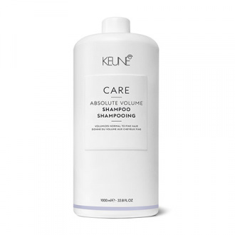 KEUNE, Шампунь Care Absolute Volume, 1 л