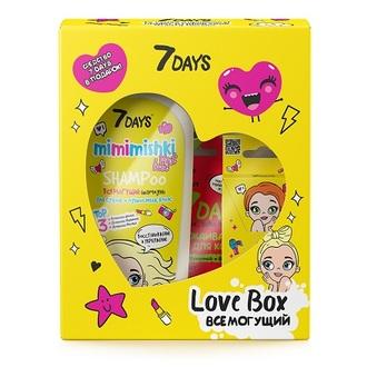 7 Days, Набор Love Box «Всемогущий» (УЦЕНКА)