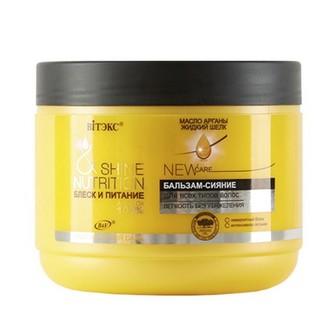 Витэкс, Бальзам-сияние для волос Shine Nutrition, 500 мл