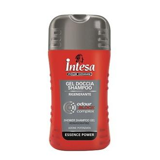 Intesa, Шампунь-гель для душа Essence Power, 250 мл