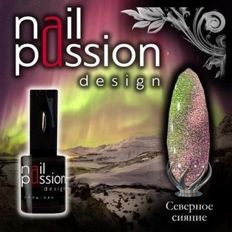 Гель-лак Nail Passion «Северное сияние»