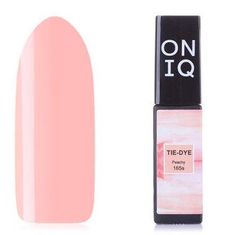 Гель-лак ONIQ Tie-dye №165s, Peachy