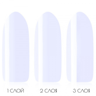 Гель-лак Kodi French White, 7 мл