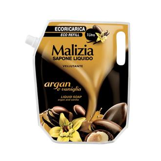 Malizia, Жидкое мыло «Аргана и ваниль», 1 л