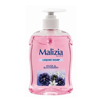 Malizia, Жидкое мыло с дозатором Musk Blackberry, 500 мл