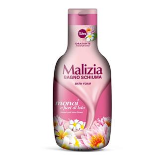 Malizia, Пена для ванны Monoi Lotus Flower, 1 л