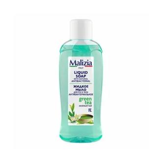 Malizia, Жидкое мыло для рук и тела «Зеленый чай», 1 л