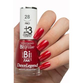 Dance Legend, Лак для ногтей Binary PRO №28 Serafima