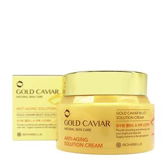 Enough, Крем для лица Gold Caviar Anti-Aging, 80 мл