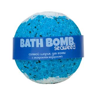 Savonry, Бурлящий шарик для ванны Seaweed, 100 г