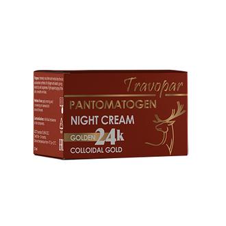 Travopar, Ночной крем для лица Pantohematogen, 50 мл