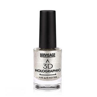 LUXVISAGE, Лак для ногтей 3D Holographic №701