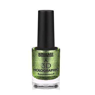 LUXVISAGE, Лак для ногтей 3D Holographic №712