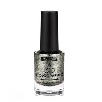 LUXVISAGE, Лак для ногтей 3D Holographic №714