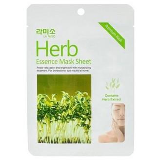 La Miso, Маска для лица Herb, 21 г
