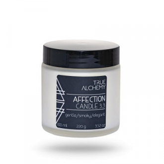 True Alchemy, Свеча Affection 3.3, 220 г