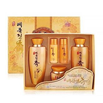 Jigott, Набор для лица Yerokjinsu Oriental «Восточные травы»