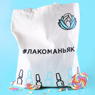 KrasotkaPro, Сумка-шопер «Лакоманьяк»