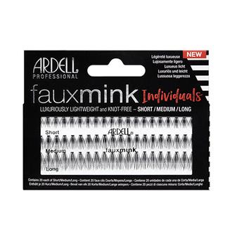 Ardell, Накладные пучки Faux Mink, норка, комбинированные