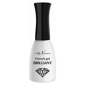 Nika Nagel, Топ Brilliant Platinum, 10 мл