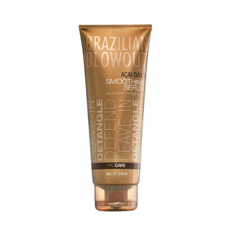 Brazilian Blowout, Сыворотка Acai Daily Smoothing, 240 мл