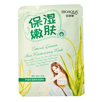 Bioaqua, Маска для лица Natural Extract Aloe, 30 г