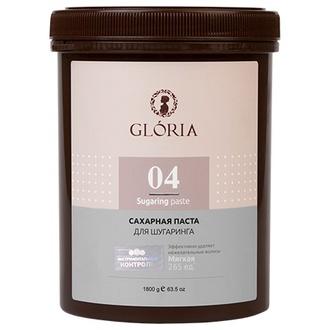 GLORIA, Сахарная паста для депиляции, мягкая, 1,8 кг