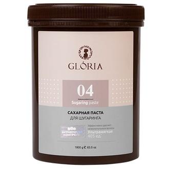 GLORIA, Сахарная паста для депиляции, ультрамягкая, 1,8 кг