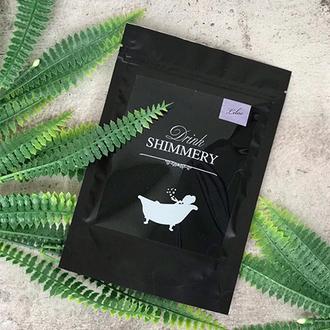 Shimmery Cosmetic, Шиммер для ванны Lilac, 150 г
