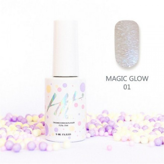 Гель-лак HIT Gel Magic Glow №01