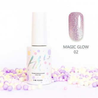Гель-лак HIT Gel Magic Glow №02