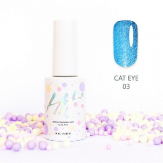 Гель-лак HIT Gel Cat Eye №03