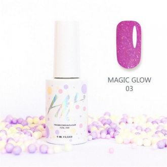 Гель-лак HIT Gel Magic Glow №03