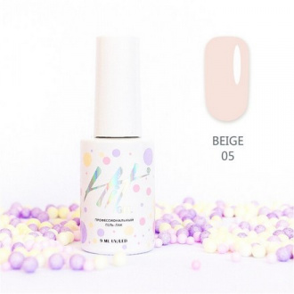 Гель-лак HIT Gel Beige №05