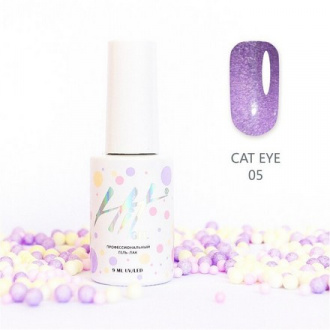Гель-лак HIT Gel Cat Eye №05