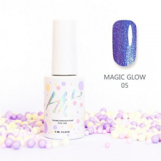 Гель-лак HIT Gel Magic Glow №05