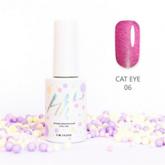 Гель-лак HIT Gel Cat Eye №06
